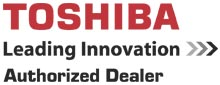 Telecom Designs is an authorized dealer of Toshiba